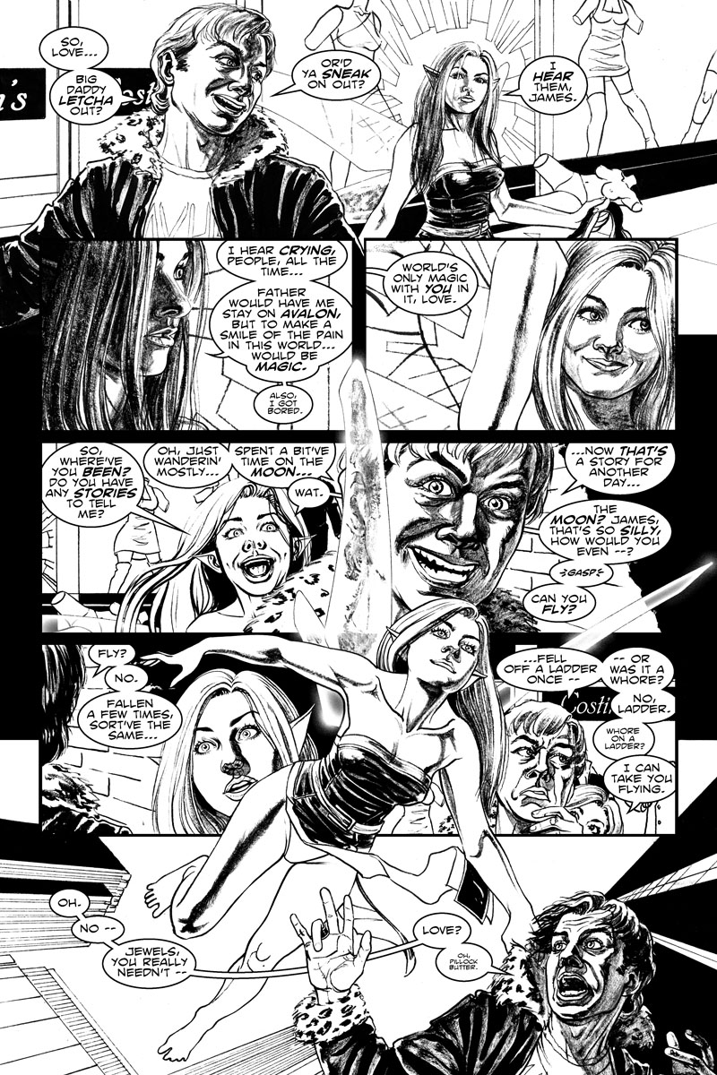 Issue 2, Page 10 - Love Lifts Us Up -- It Doesn't Ask!