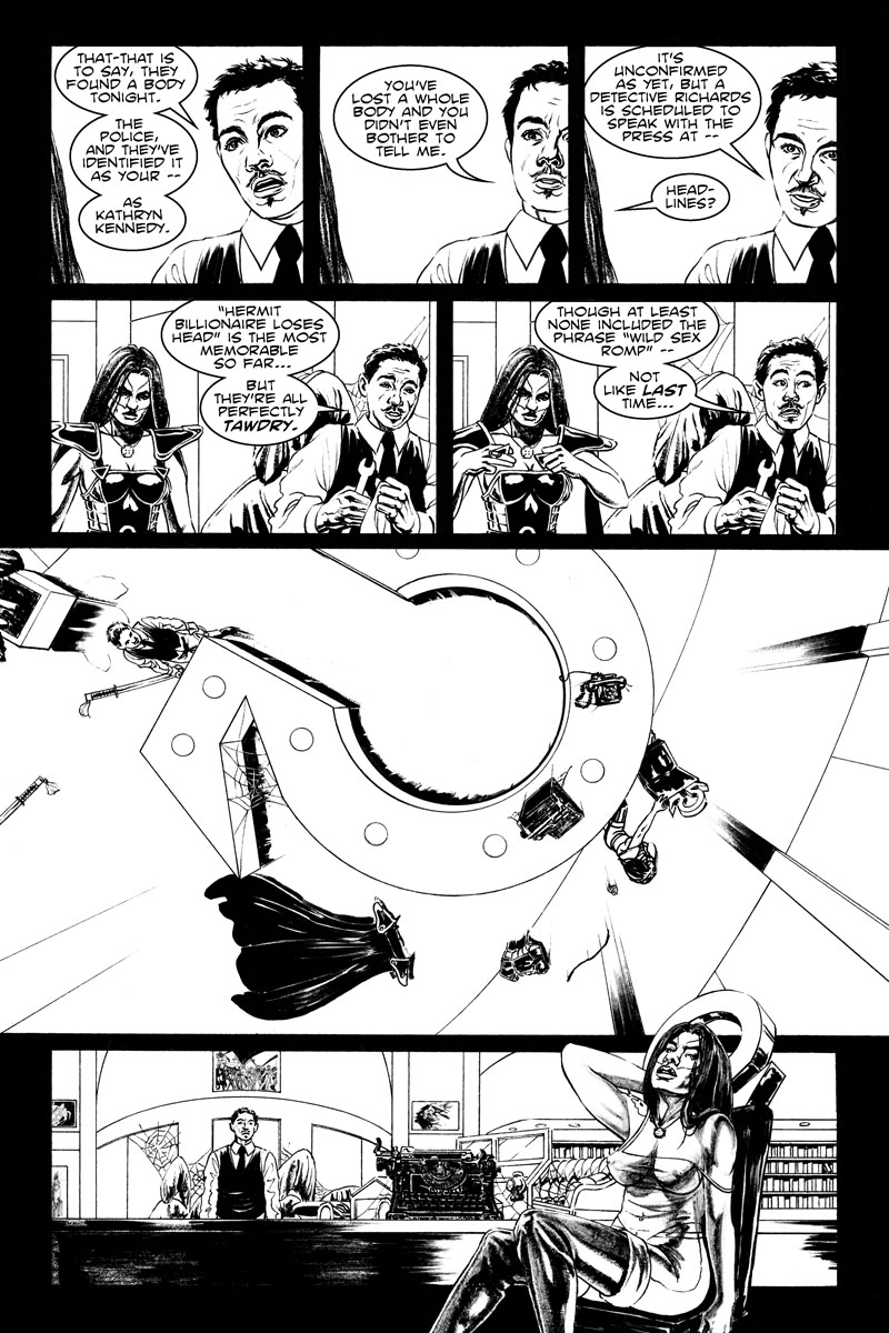 Issue 1, Page 22 - Wild Sex Romp.