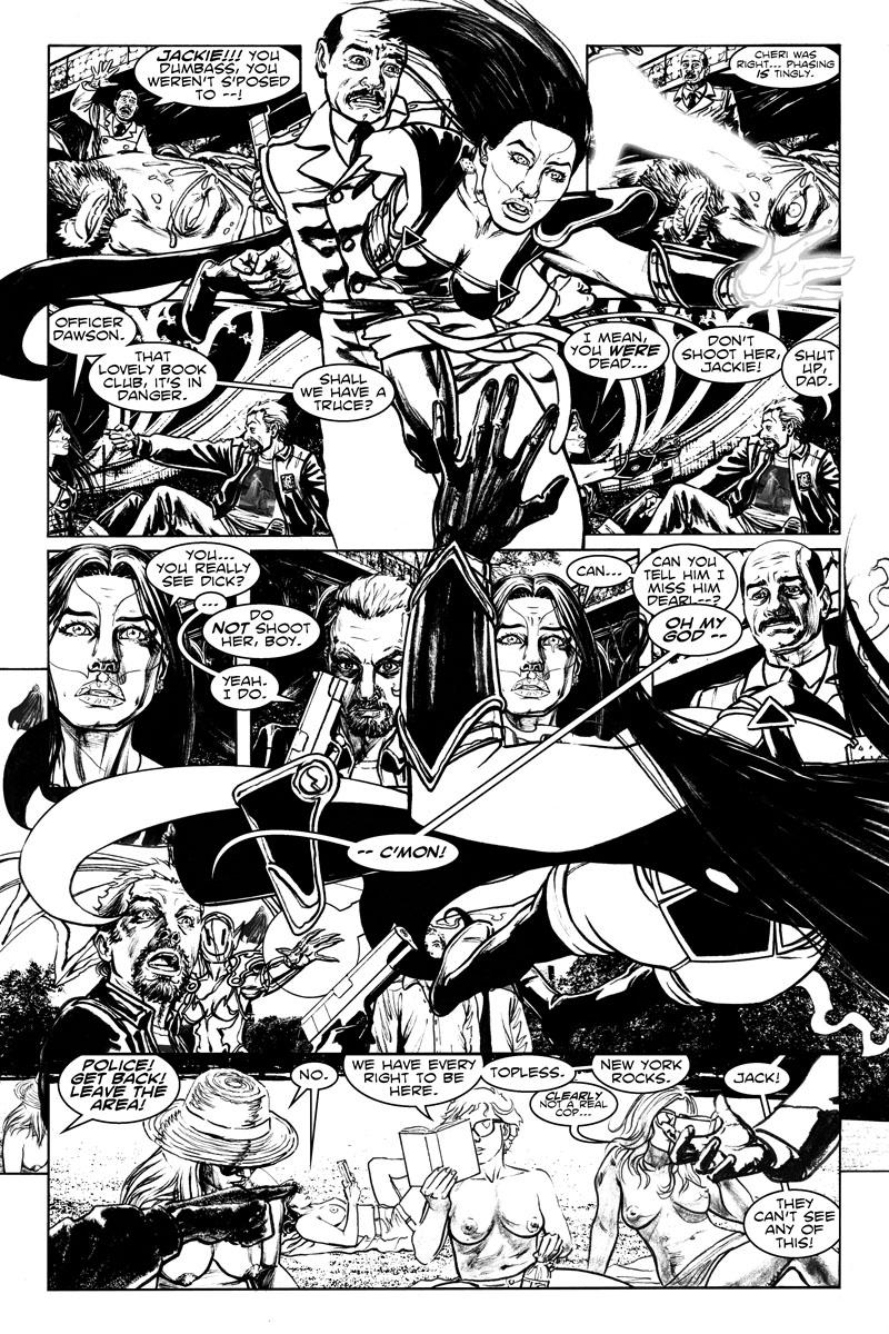 Issue 6, Page 15 - Katie's Got A Gun