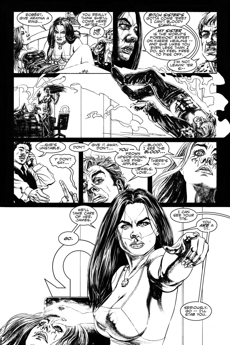 Issue 2, Page 20 - Things Go Tits Up.